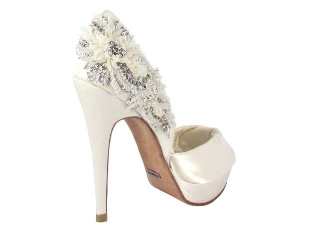 NARKE bridal shoes Menbur