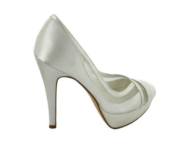 OLGA bridal shoes Menbur