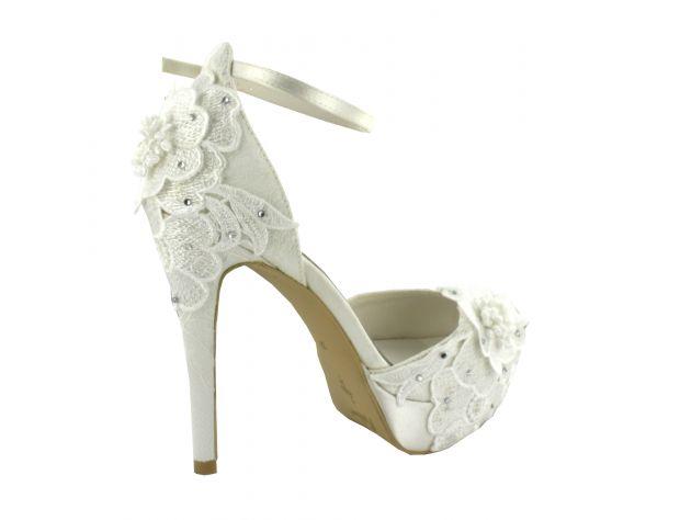 SANCHA bridal shoes Menbur