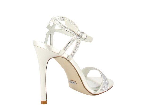 SHANNON zapatos novia Menbur