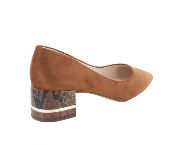 SORGONO mid&low heel Menbur