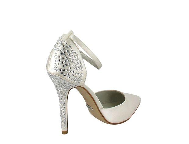 TINA zapatos novia Menbur