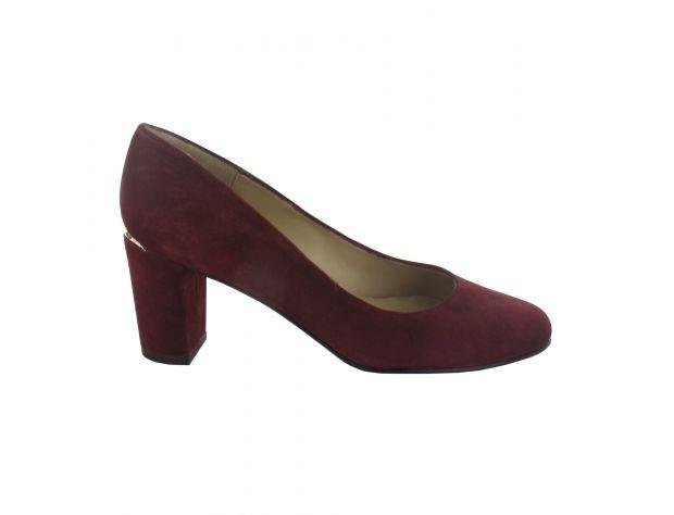 VIADANA mid&low heel Menbur
